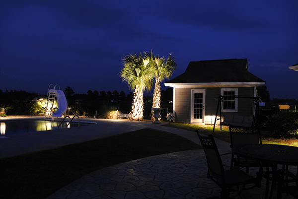 Ways to Relax and Enjoy Your Backyard with Outdoor Lights