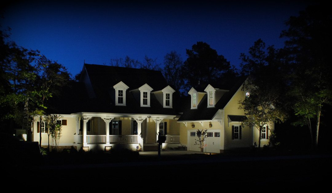 Creating a Safe and Beautiful Outdoor Space with Landscape Lighting