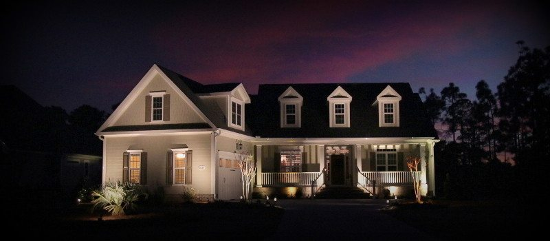 3 Ways Outdoor Security Lighting Can Protect Your Loved Ones