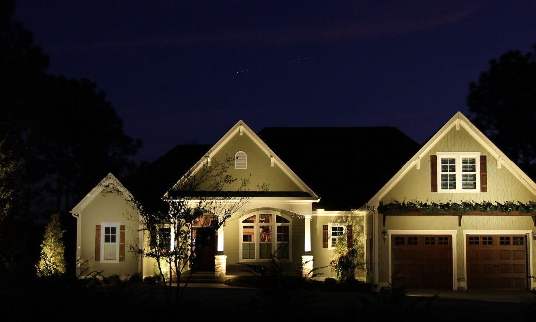 Preparing for Spring With Enhancements to Your Outdoor Lighting
