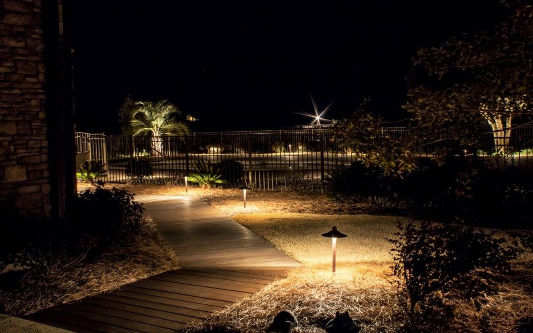 Myths About Landscape Lighting Using LEDs