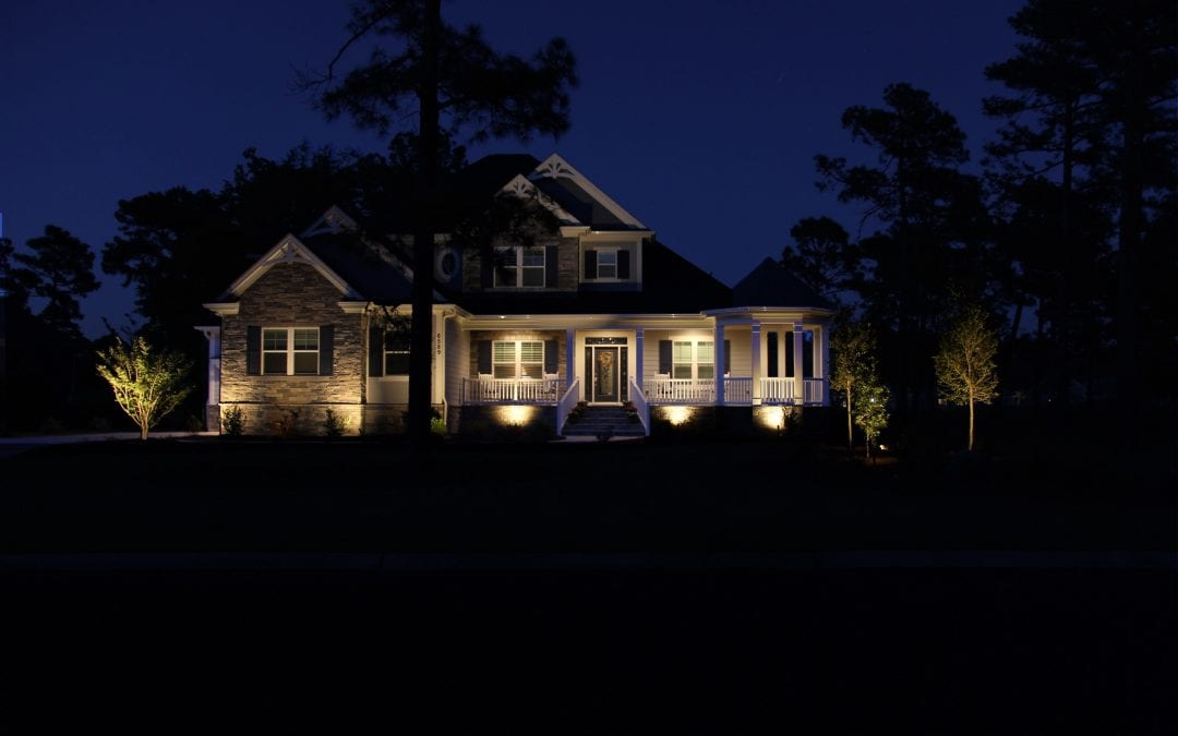 3 Surprising Ways Landscape Lighting Will Improve Your Home