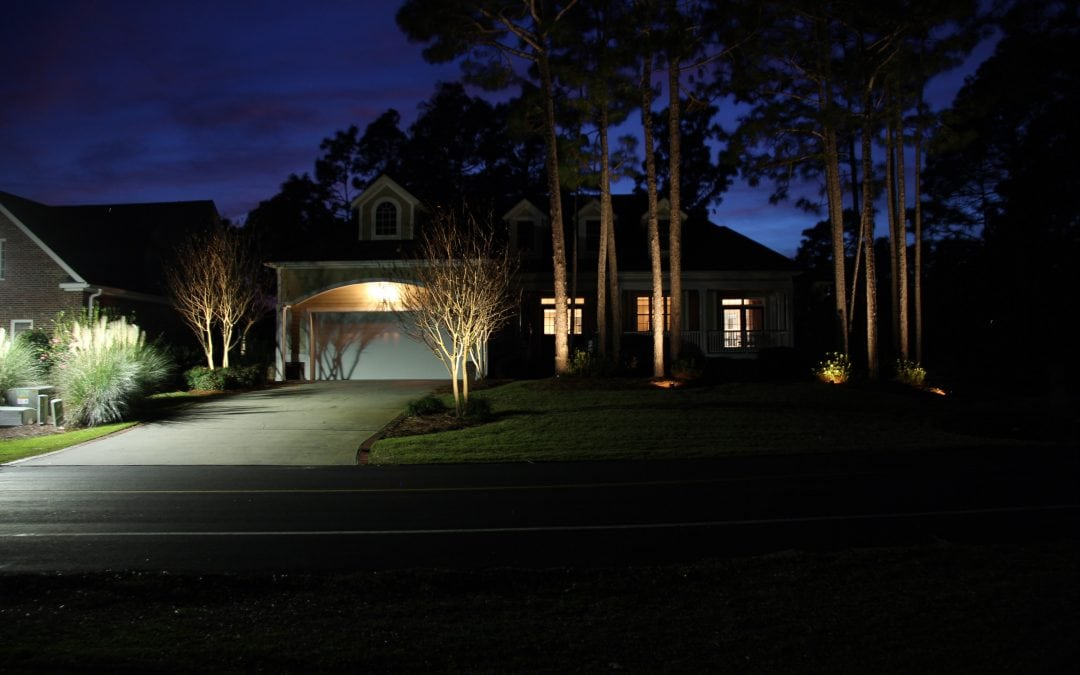 Using Garage Lighting To Enhance and Protect Your Home