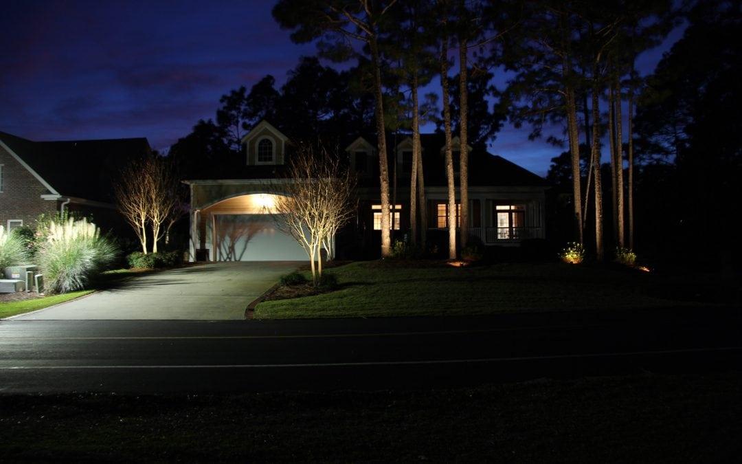 Using Garage Lighting To Enhance and Protect Your Home