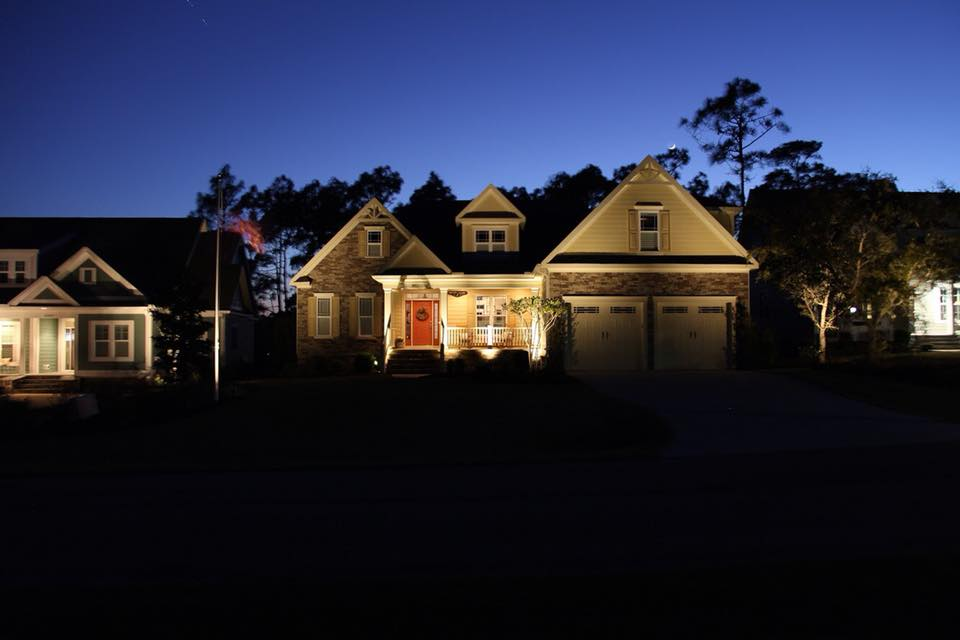 3 Important Components of Outdoor Lighting