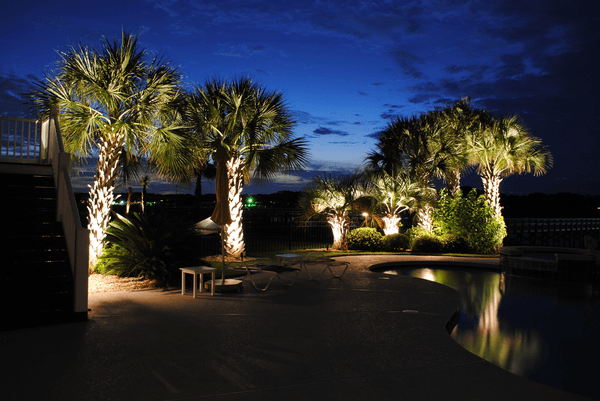The Prestige Outdoor Lighting Experience