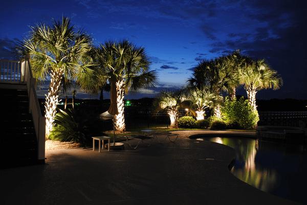 The Prestige Outdoor Lighting Experience