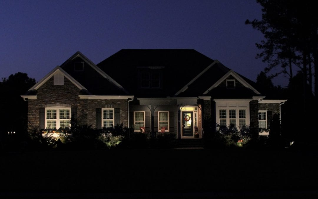 Security Lighting to Protect Your Home this Winter