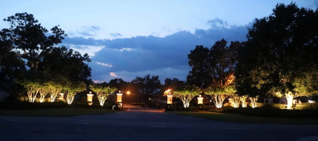 Pecan Grove Community Lighting