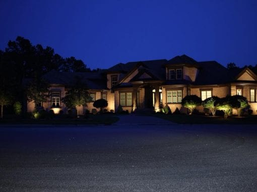 Ocean Ridge Parade of Homes Landscape Lighting