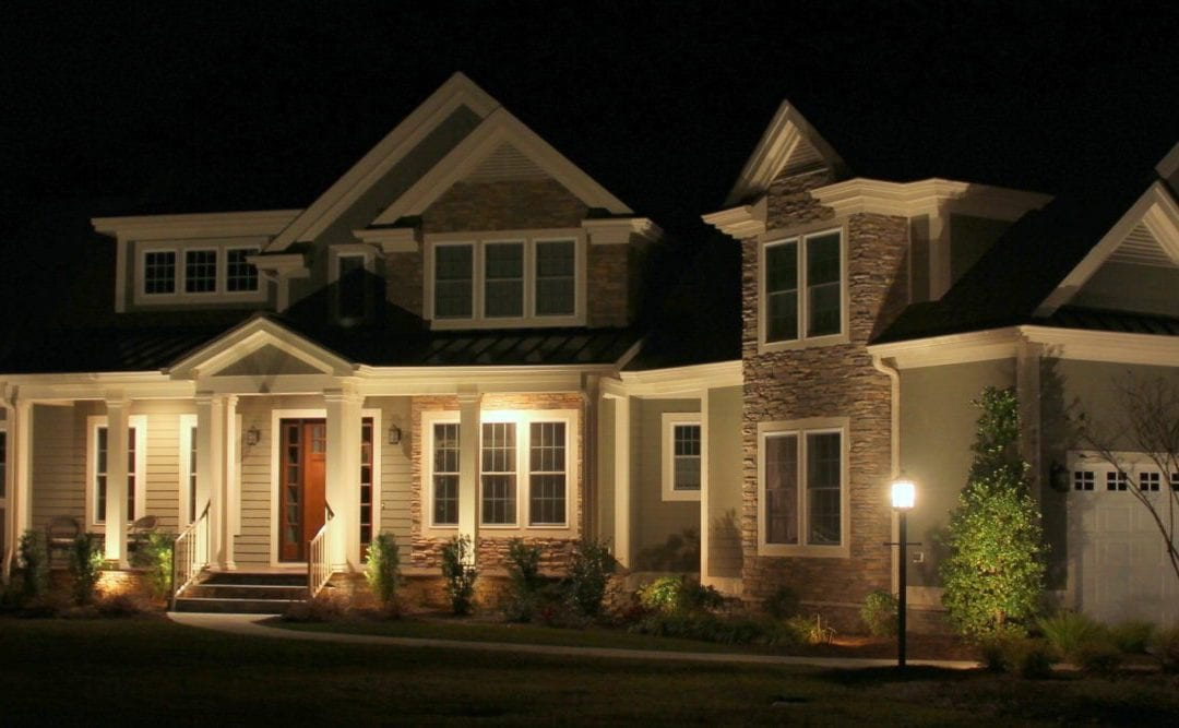 DIY Vs. Hiring a Professional Landscape Lighting Company