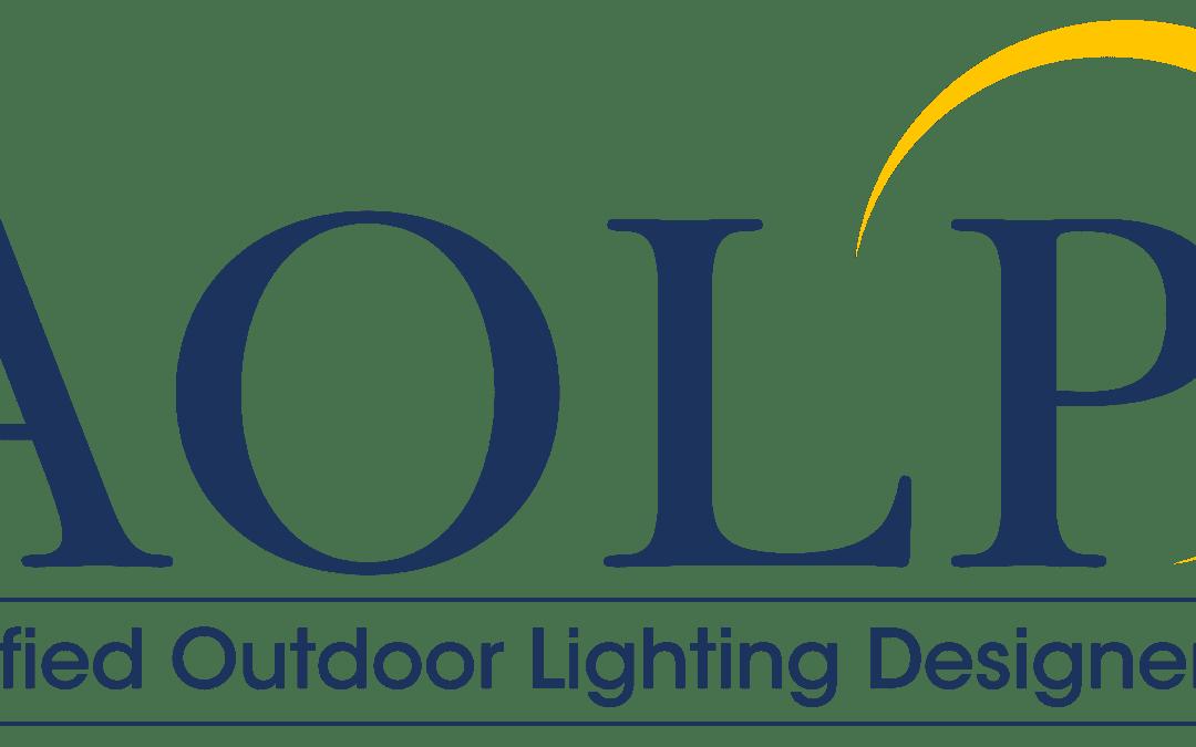 Bill Raphael of Prestige Outdoor Lighting Receives COLD Certification