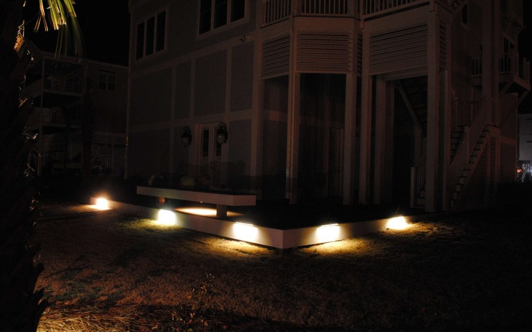 Inspiration for Your Home's Deck Lighting Project